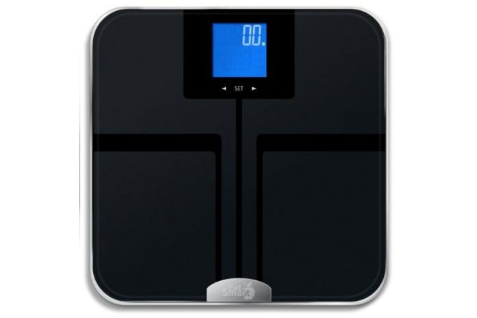 EatSmart Precision GetFit Digital Body Fat Scale