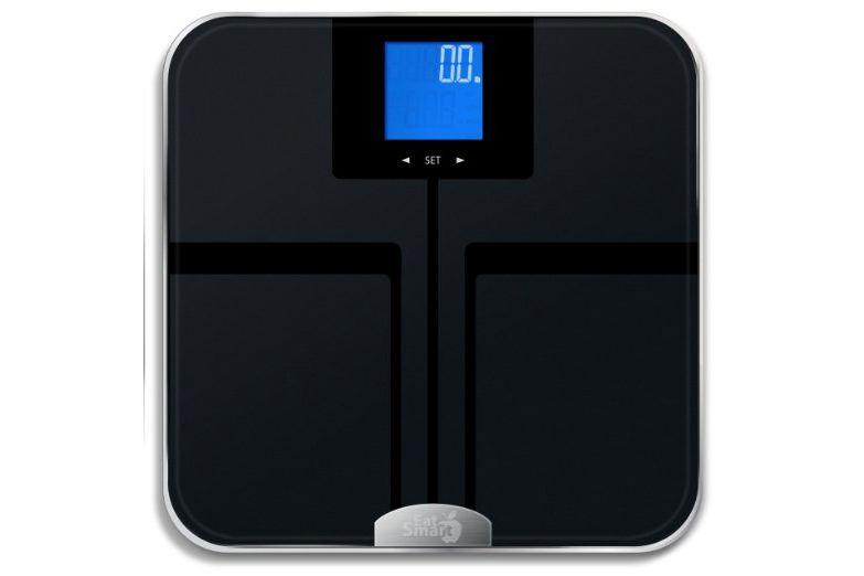 EatSmart Precision GetFit Digital Body Fat Scale
