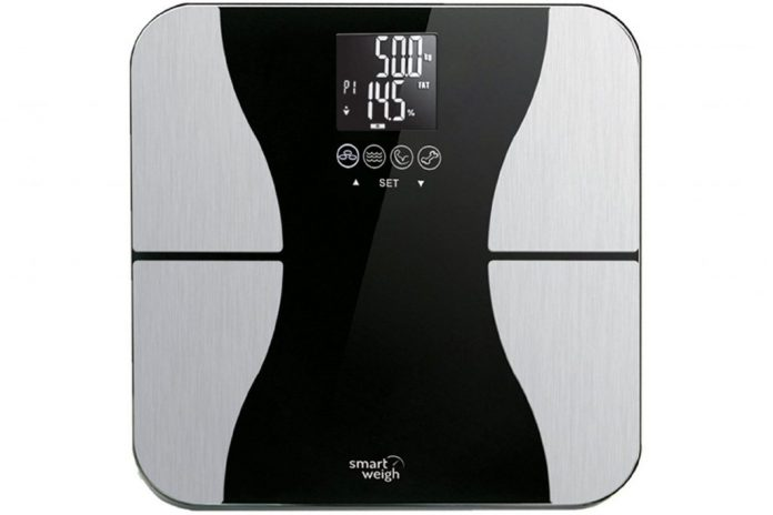 Smart Weight Body Fat Digital Precision Scale