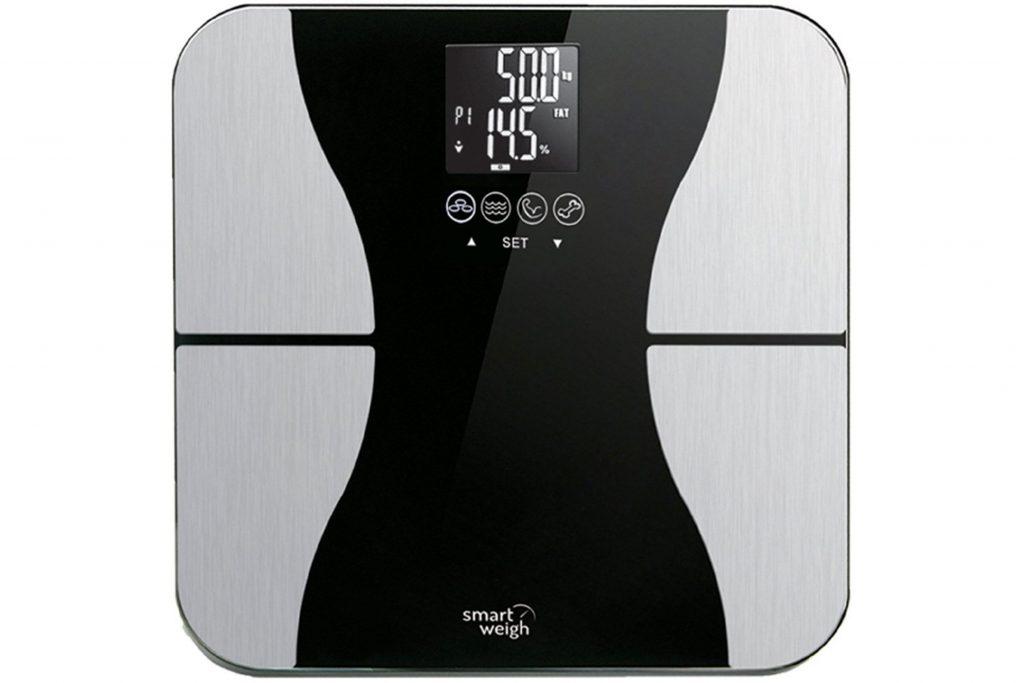 Smart Weight Body Fat Digital Precision Scale