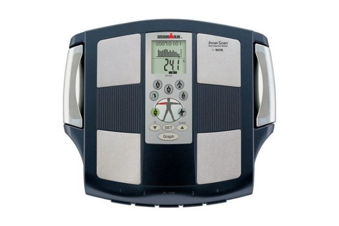 Tanita BC558 Ironman Segmental Body Composition Monitor