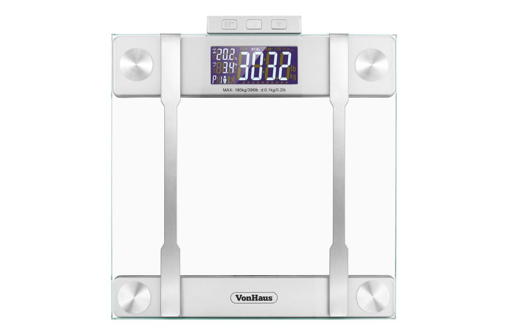 VonHaus Body Fat Scale Review