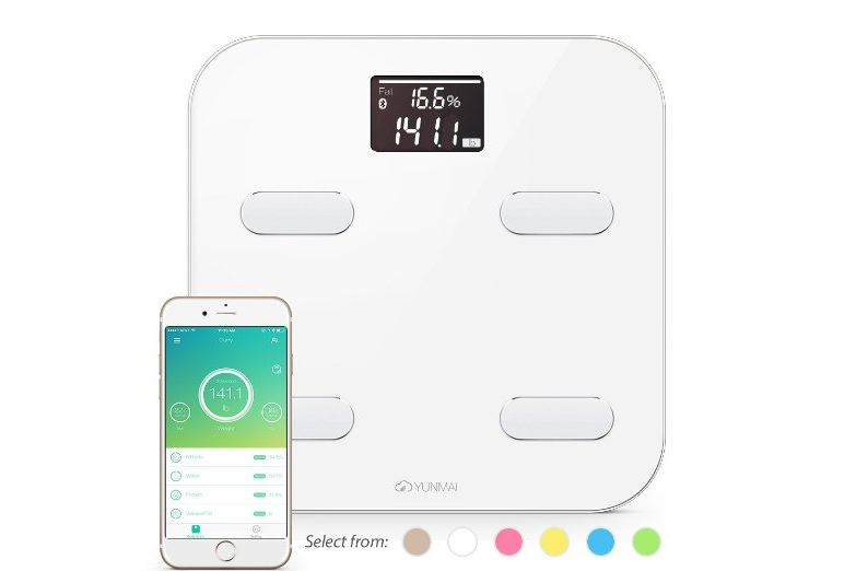 Yunmai Color Smart Scale Review