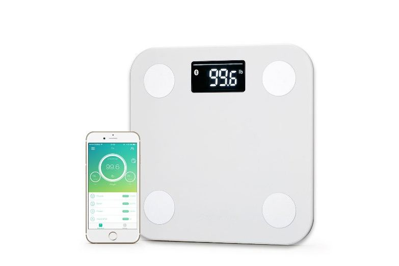 Yunmai Mini Bluetooth 4.0 Smart Scale & Body Fat Monitor