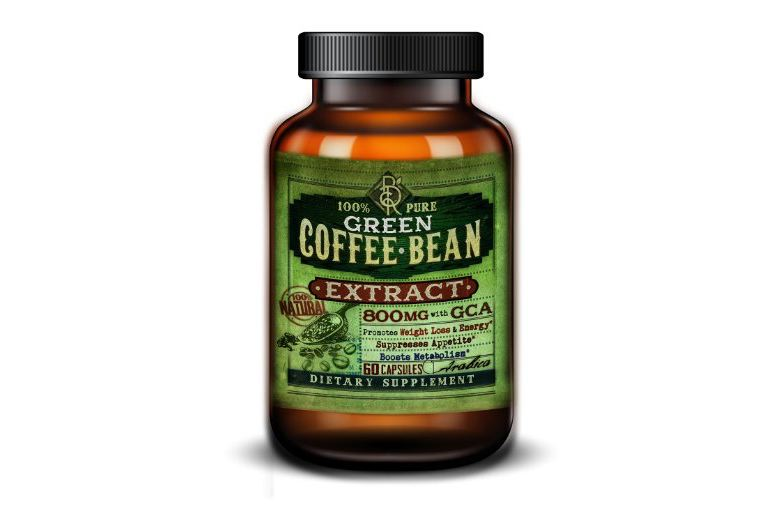 Pure Green Coffee Bean Extract Review