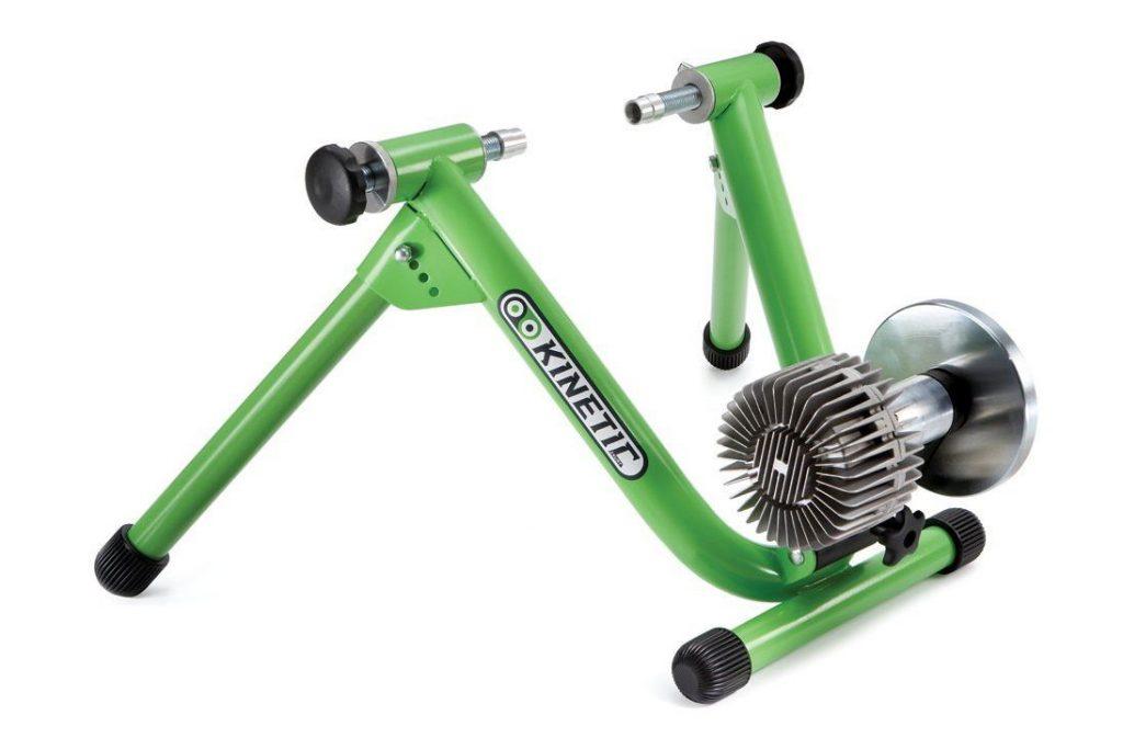 kinetic road machine bike trainer
