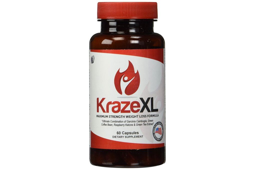 KrazeXL Fat Burner Review