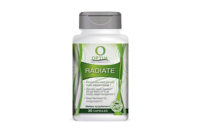 Optim Metabolic Radiate