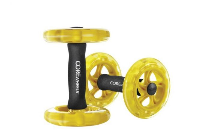 SKLZ Core Wheels Dynamic Strength Ab Trainer