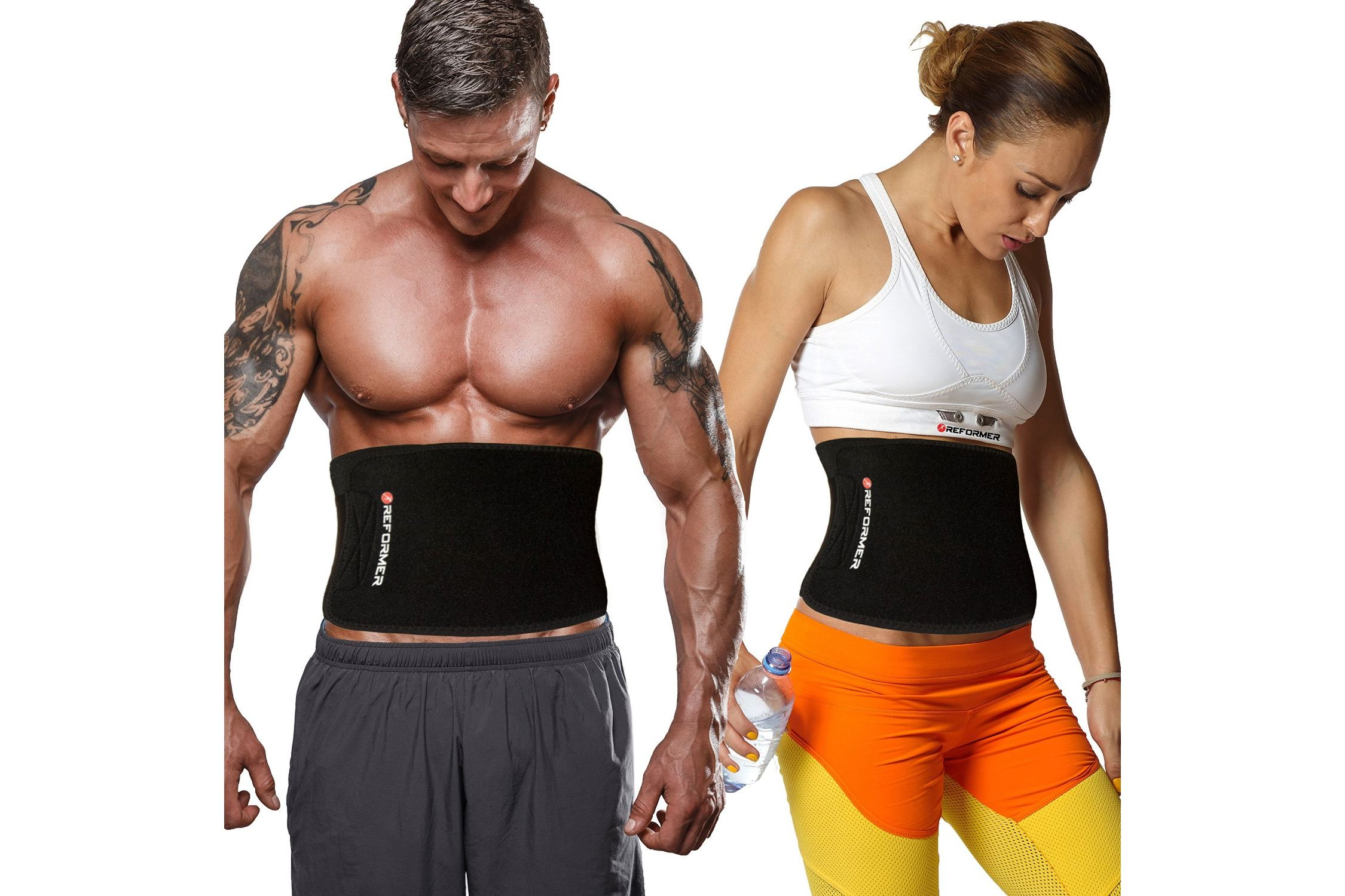 Waist Trimmer Ab Belt by Reformer Review