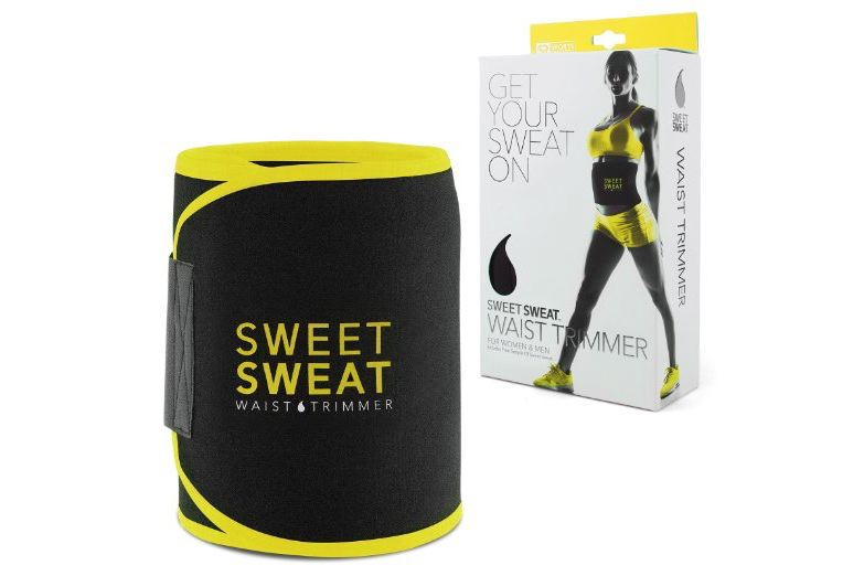 Sweet Sweat Premium Waist Trimmer Review