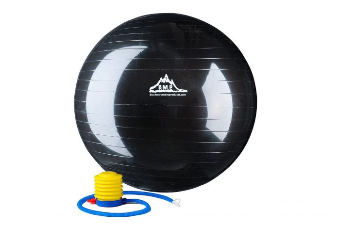 Black Mountain 2000lbs Exercise Stability Ball