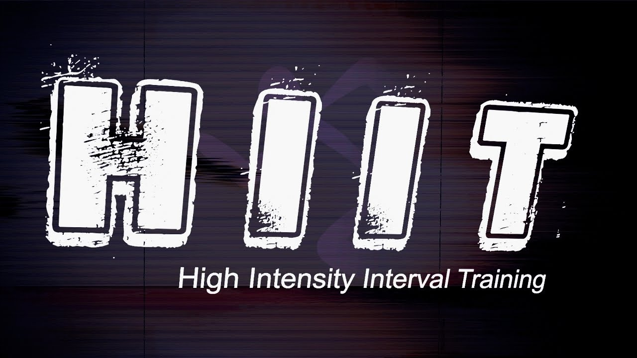 The Science Behind High-Intensity Interval Training
