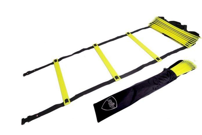 Pepup Sports Adjustable Speed Agility Ladder