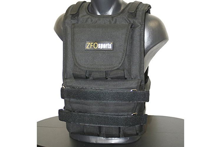 ZFOsports 60lbs Adjustable Weighted Vest Review