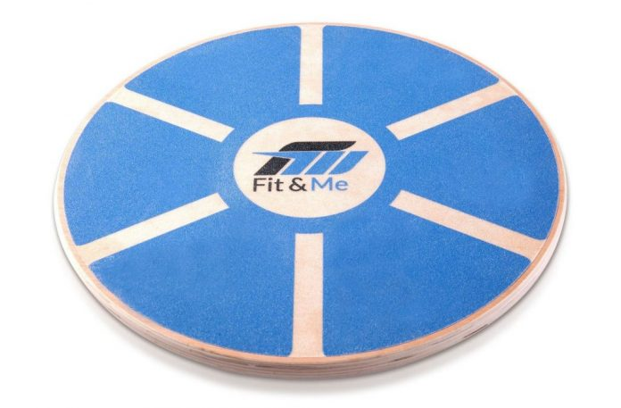 Fit&Me Wooden Balance Board