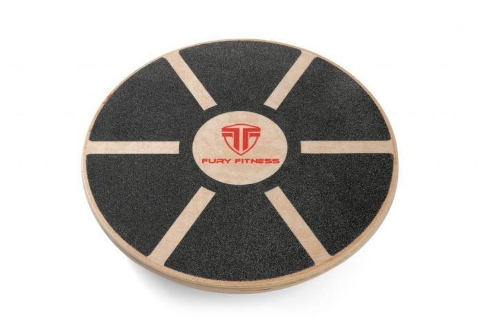 Fury Fitness Wooden Balance Board