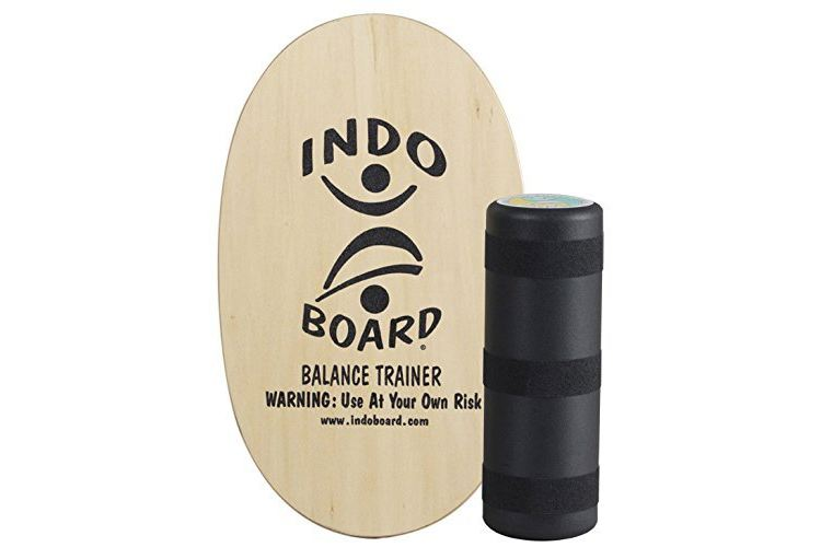 Indo Board Balance Board Original with Roller Review ...