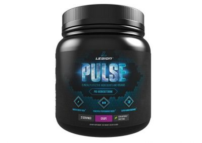 legion pulse pre-workout