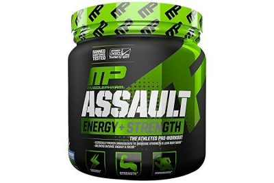 muscle pharm assault-pre-workout