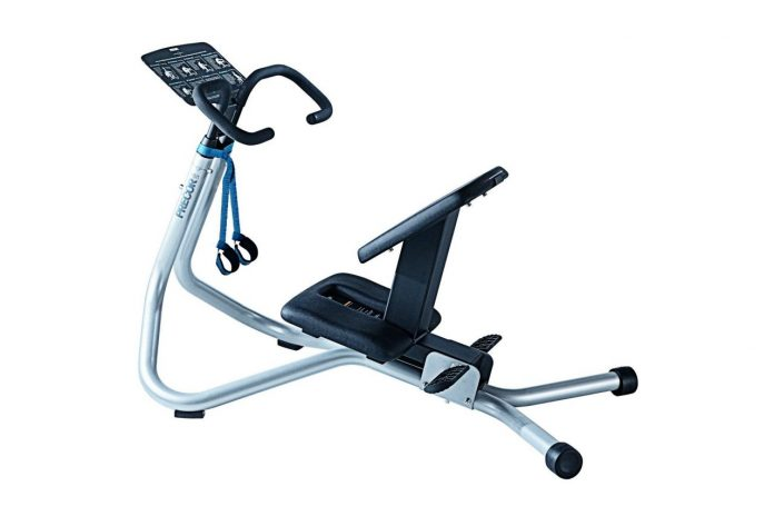 precor 240i stretcher machine