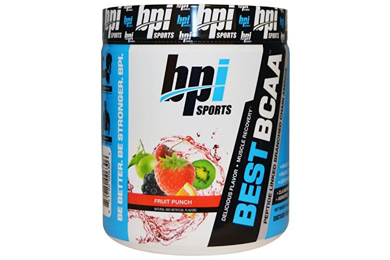 BPI Sports BCAA Powder Review