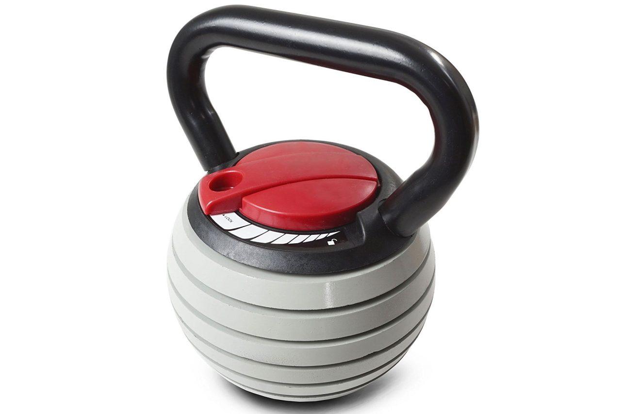 Titan Fitness 5lb to 40lb Adjustable Kettlebell Review (December 2017)