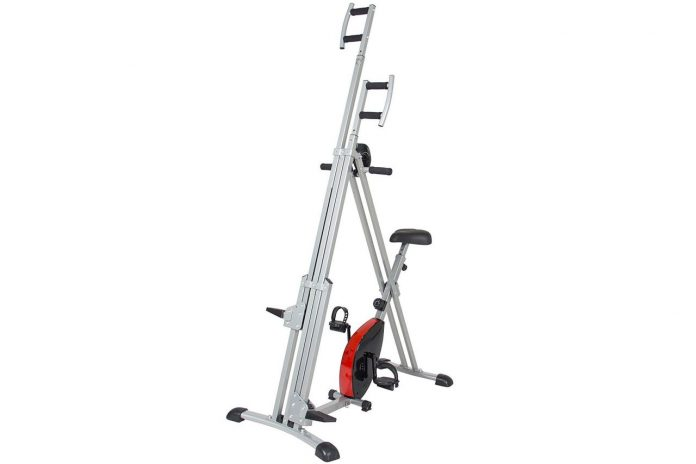 best choice total body 2 in 1 vertical climber