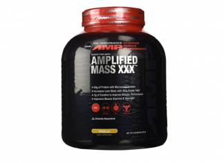 GNC Pro Performance AMP Amplified Mass