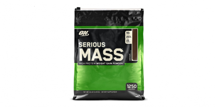 Optimum Nutrition Serious Mass Gainer Protein Powder