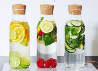 infused water benefits