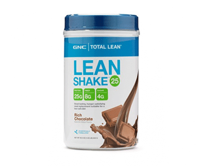 GNC total lean shake