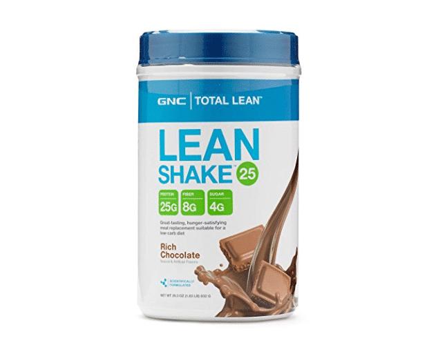 GNC total lean shake