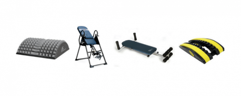 back stretching machine