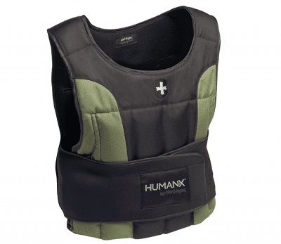 Harbinger HumanX weight vest