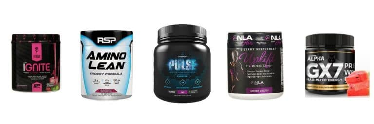 The 10 Best Pre Workout Supplements for Women in 2019 cf2647195a