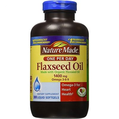 flaxseed oil for cellulite