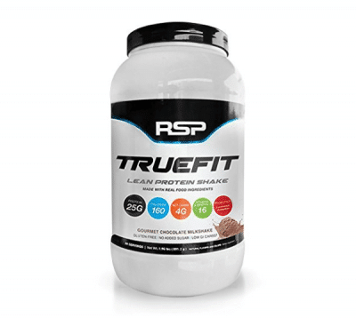 RSP TrueFit Lean Meal Replacement Protein Shake