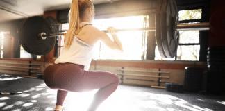 tempo squats