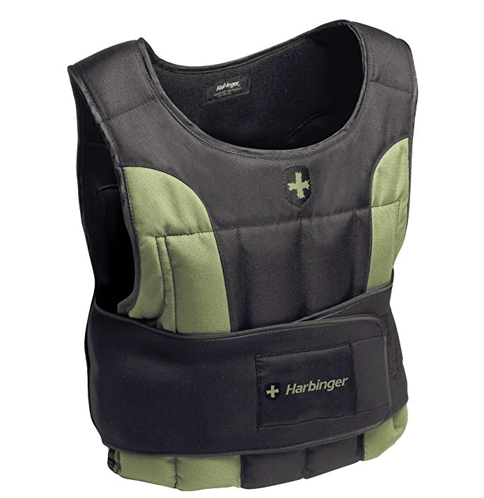 Harbinger Adjustable Weighted Vest